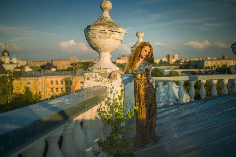 Платье женское натуральный шелк ручная вышивка размер